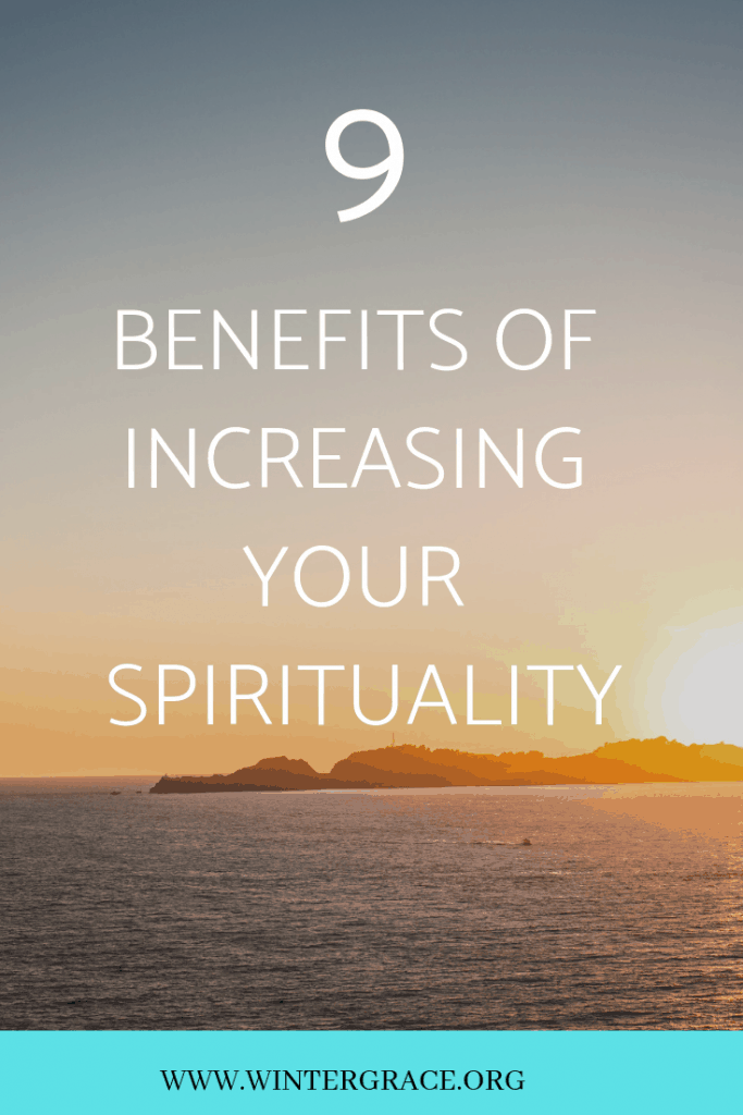 Increase Your Spirituality