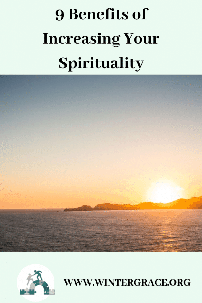 Increasing Your Spirituality