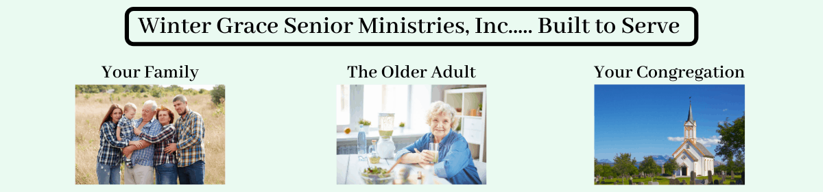 Winter  Grace Senior Ministries,  Inc.